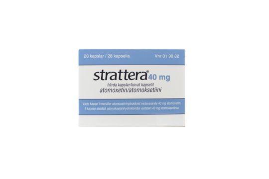 köpa Strattera Atomoxetin